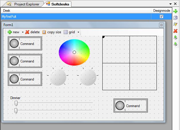 Picture 2: SoftDesk Plug-in